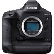 Canon EOS 1D X Mark III Body w/ 512GB CFexpress Card & Reader
