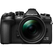 Olympus OM-D E-M1 Mark III Black + 12-40mm f/2.8 ED PRO Kit