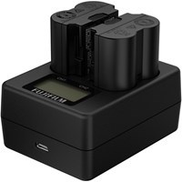 Product: Fujifilm BC-W235 Dual Battery Charger for NP-W235 Li-ion Battery
