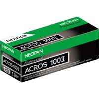 Product: Fujifilm Neopan Acros 100 II 120 Single Roll