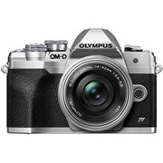 Olympus E-M10 Mark IV Silver + EZ 14-42mm f/3.5-5.6 Silver Kit