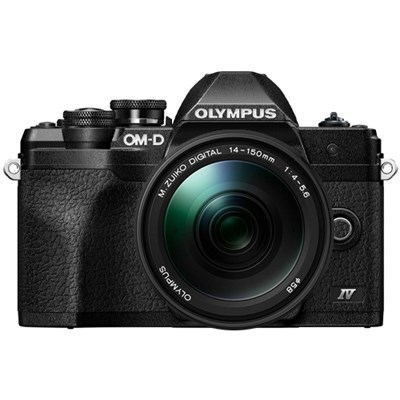 Product: Olympus E-M10 Mark IV Black + 14-150mm f/4-5.6 II Kit
