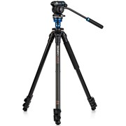 Benro A1573FS2PRO Aluminium 3-Sect Video Tripod + S2PRO Video Head