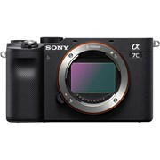 Sony Alpha a7C Body Black (Available early Oct 2020. Bonus Sony BC-QZ1 charger via redemption, valid till 4 Nov 2020)