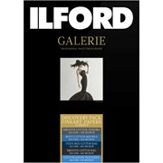 Ilford A4 Galerie Discovery Pack Fine Art Rag 25s