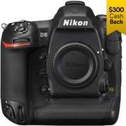 Nikon SH D5 Body (Dual CF) (660 actuations) grade 10