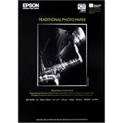 Epson A2 Traditional Signature Worthy Paper 330gsm 25 Sheets