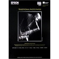 Product: Epson A2 Traditional Signature Worthy Paper 330gsm 25 Sheets