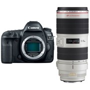 Canon EOS 5D Mark IV + EF 70-200mm f/2.8L IS USM mkII kit