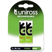 Uniross Hybrio set of 2 x AA batteries (was $15, now $7)