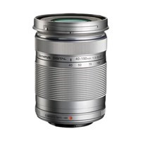 Product: Olympus 40-150mm f/4-5.6 R Tele Zoom Lens Silver