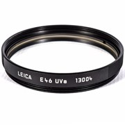 Leica SH 46mm UVA filter black grade 9