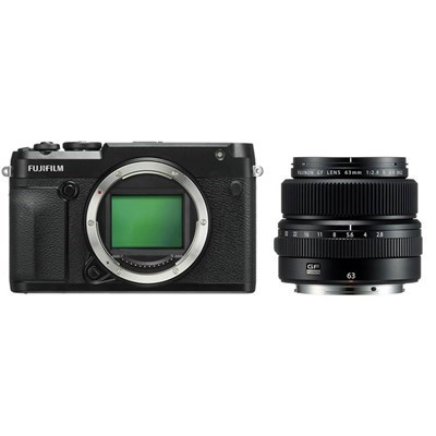 Product: Fujifilm GFX 50R + GF 63mm f/2.8 kit