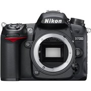Nikon SH D7000 body only (12,843 actuations) grade 7