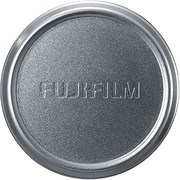 Fujifilm Lens Cap Silver for X100 Series