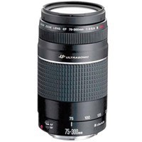 Product: Canon EF 75-300mm f/4.5-5.6 III Lens