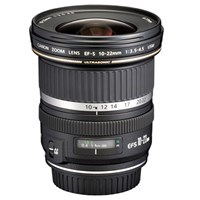 Product: Canon EF-S 10-22mm f/3.5-4.5 USM Lens