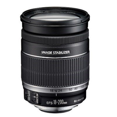 Product: Canon EF-S 18-200mm f/3.5-5.6 IS Lens