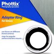Phottix SH Adaptor Nikon G to MFT grade 9