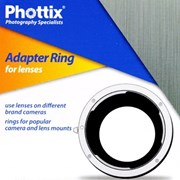 Phottix Adaptor Olympus OM to NEX
