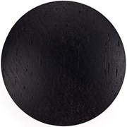 Artisan Obscura Ebony Soft Release Button Convex 11mm