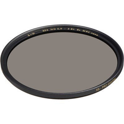 Product: B+W 82mm XS-Pro MRC ND 8x (3 Stops) Filter