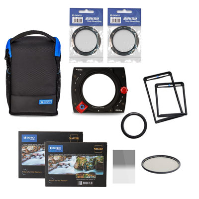Product: Benro FH100M2 Long Exposure Kit