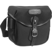 Billingham Hadley Digital Black FibreNyte/ Black Leather