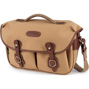 Billingham Hadley Pro 2020 Khaki Canvas/Tan Leather
