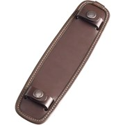 Billingham SP40 Shoulder Pad Chocolate Leather
