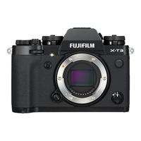 Product: Fujifilm X-T3 Black + 16-55mm f/2.8 WR Kit