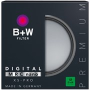 B+W 52mm XS-Pro UV Haze MRC Nano 010 Filter