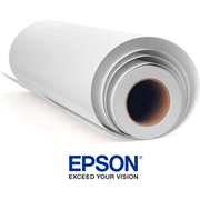 "Epson 17""x15.2m Hot Press Bright Signature Worthy Paper 300gsm Roll"