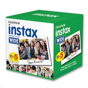 Fujifilm Instax Wide Film (50 pack)