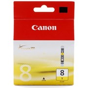 Canon CLI8Y Chromalife 100 Yellow Ink Tan