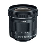 Canon SH EFS 10-18mm f/4.5-5.6 IS STM lens grade 9