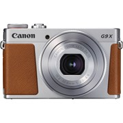 Canon Powershot G9X mkII Silver