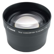 Canon TC-DC58N Tele Converter 1.75x Req lens adapter