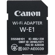 Canon W-E1 Wi-Fi Card for EOS