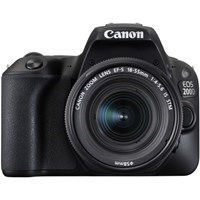 Product: Canon EOS 200D + 18-55mm IS STM kit