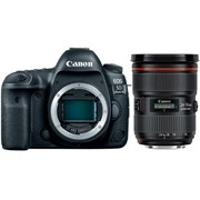 Canon EOS 5D Mark IV + EF 24-70mm f/2.8L USM mkII kit