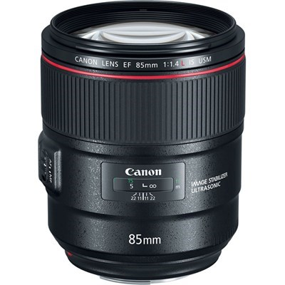 Product: Canon EF 85mm f/1.4L IS USM Lens