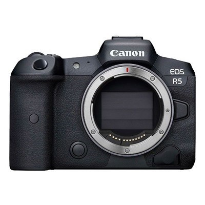 Product: Canon EOS R5 Body + EF-EOS R Adapter (6 left at this price)