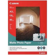 Canon A3 Matte Photo Paper 170gsm 40s