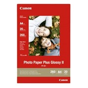 Canon A4 Photo Paper Glossy II 20s