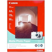Canon A4 Matte Photo Paper 170gsm 50s