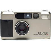 Contax SH T2 35mm compact champagne grade 8
