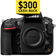 Nikon D810 Body only black Full Frame