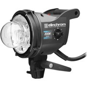 Elinchrom Flash Head Zoom Action