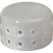 Elinchrom Glass Dome Frosted w/ Fixing Set